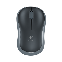 Logitech M185 USB Wireless Compact Mouse