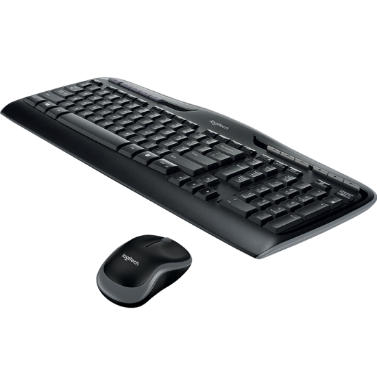 Logitech MK330 Wireless Keyboard & Mouse Combo