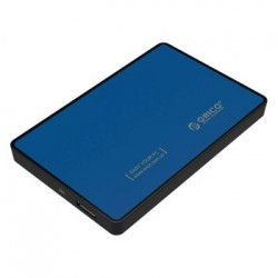 Orico 2.5 inch USB3.0 Hard Drive Enclosure + 1TB HDD